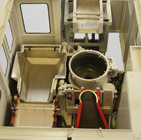FKS 15 with mobile feed buffer and anti-adhesion