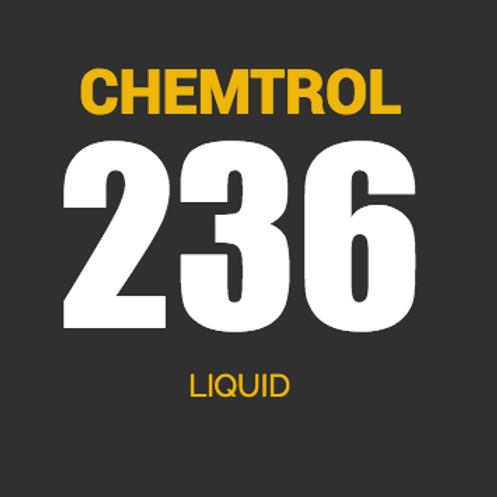Chemtrol 236 Vibratory Finishing Burnishing Compound