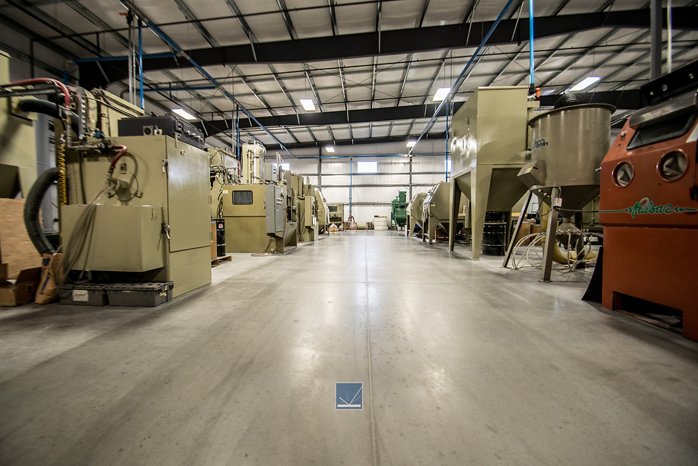 Precision Finishing Inc. Facility