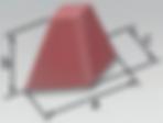 PFC-AF | Pyramid Diamond Base (PD) | Rosler Plastic Media
