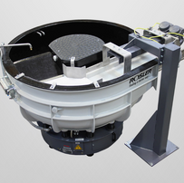 Round vibrator R620 Euro with linear output for the cleanest piece output