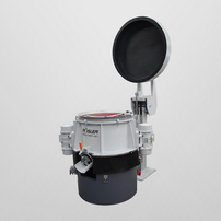 Wheel finishing system with noise protection cover