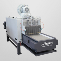 Belt Dryer R3000.2 BT with upstream scrubbing station