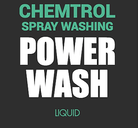 Chemtrol Power Wash