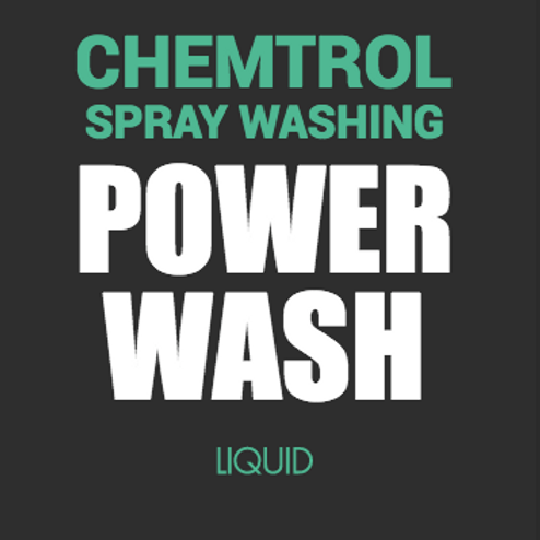 Chemtrol Power Wash Industrial Washing Compound