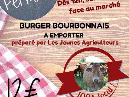 Pause Fermière, le 1 août 2020 à Saint Pourçain sur Sioule
