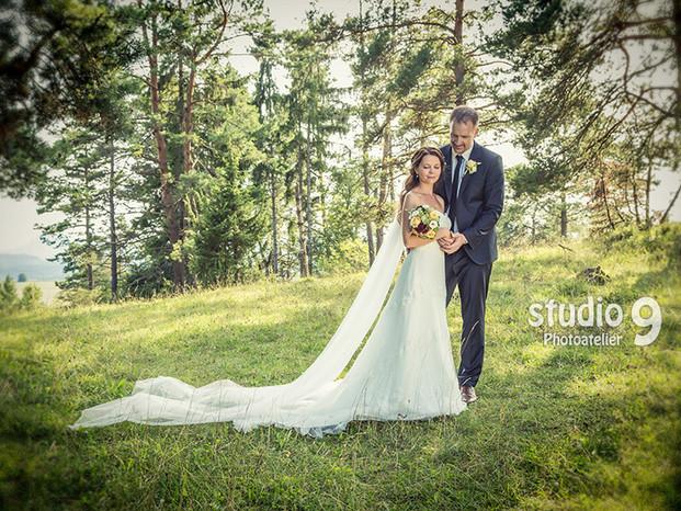 Hochzeit Kuss Witthoh Wald 1.jpg