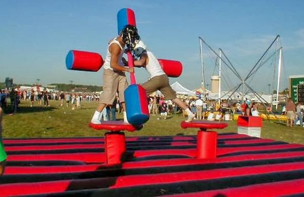Gladiator Joust Inflatable