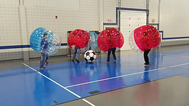 XtremeBall, Knockerball, Bubble Soccer, Zorbing cal it what you want.