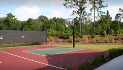 BP Basketball Court
