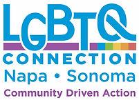 LGBTQ Connection Napa Sonoma Promo Logo