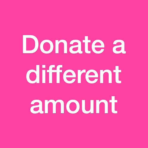 Donate a different amount to Peaceful Pillow Project