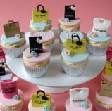 Shopping Bag Cupcakes