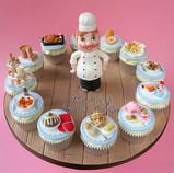 Chef Cupcakes