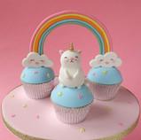 Unicat Cupcakes
