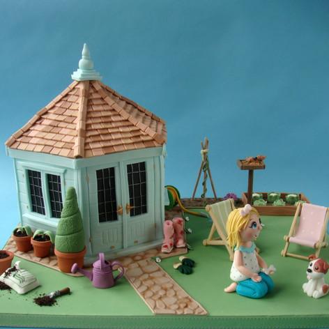 Summer House Cake