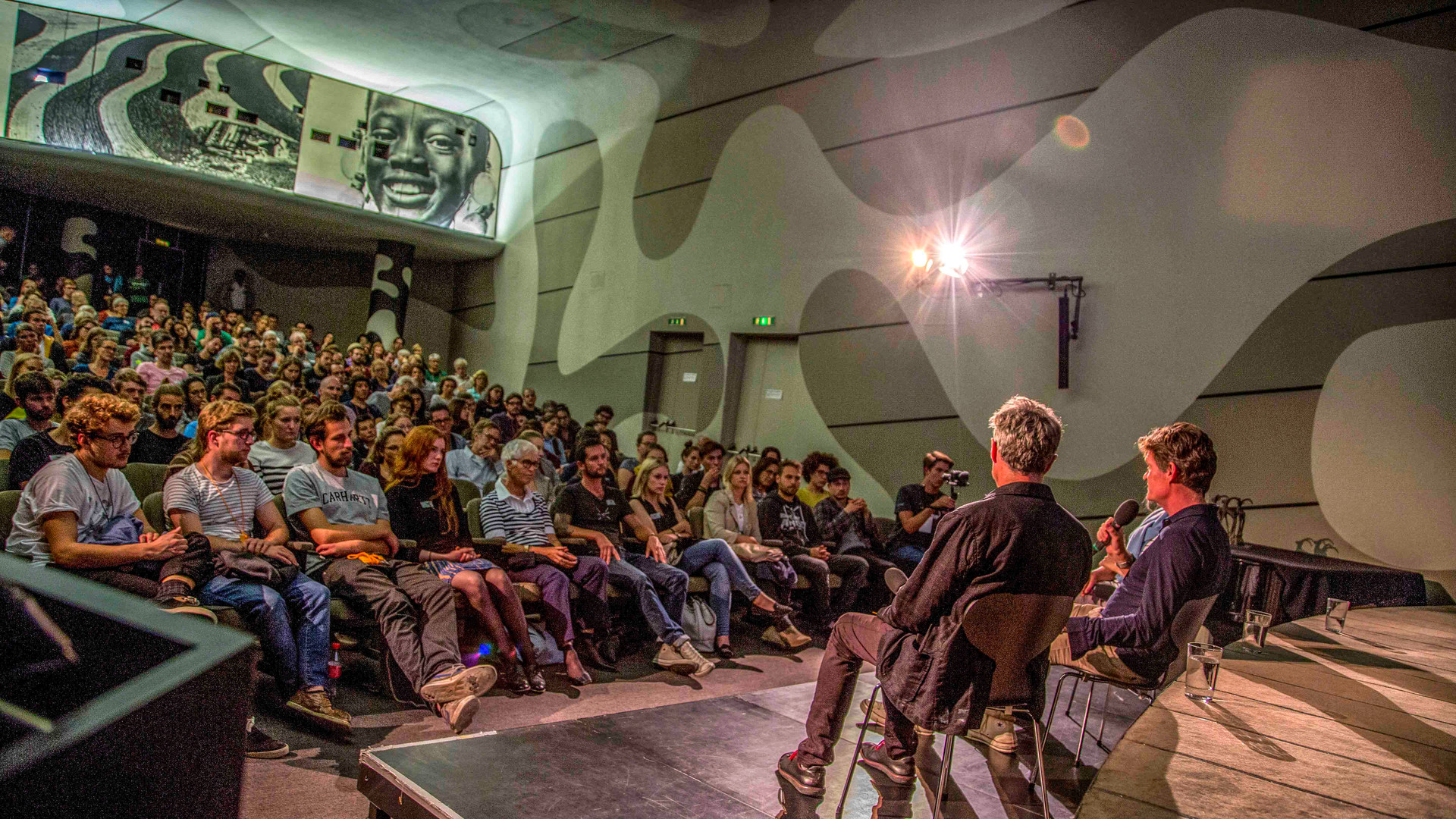 Debates Scientists-&-Filmmakers