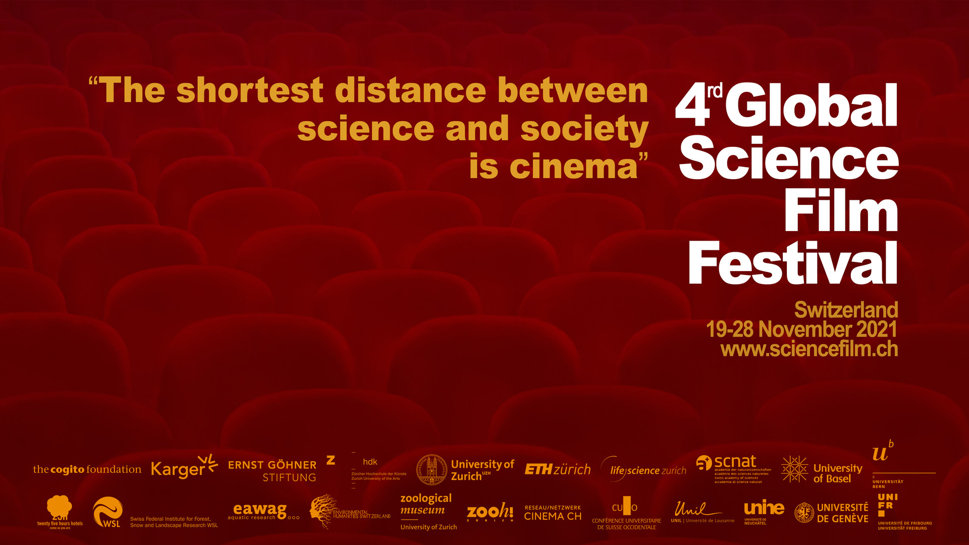 4th Global Science Film Festival