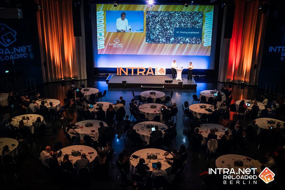 Intra.NET Reloaded 2019 - Kosmos Theater Berlin