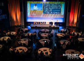 Another walk in the DWP park - 8th Annual Intra.NET Reloaded, Berlin 2019