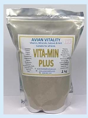 Vita-Min Plus - 2 sizes