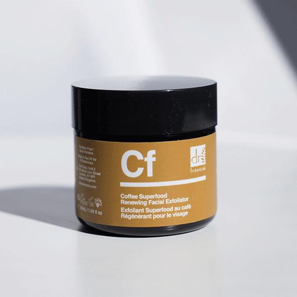 DB Apothecary Coffee Superfood Renewing Facial Exfoliator