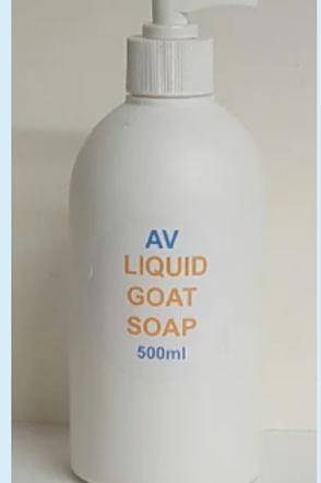Goat Soap Liquid - 500ml