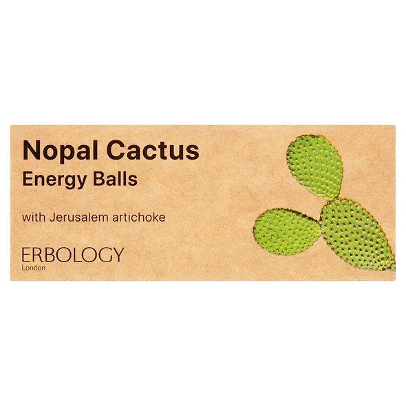 Erbology Organic Nopal Cactus Energy Balls (24 packs)
