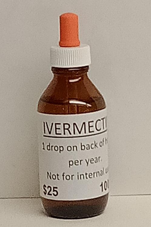 Mite & Lice Treatment - 100ml