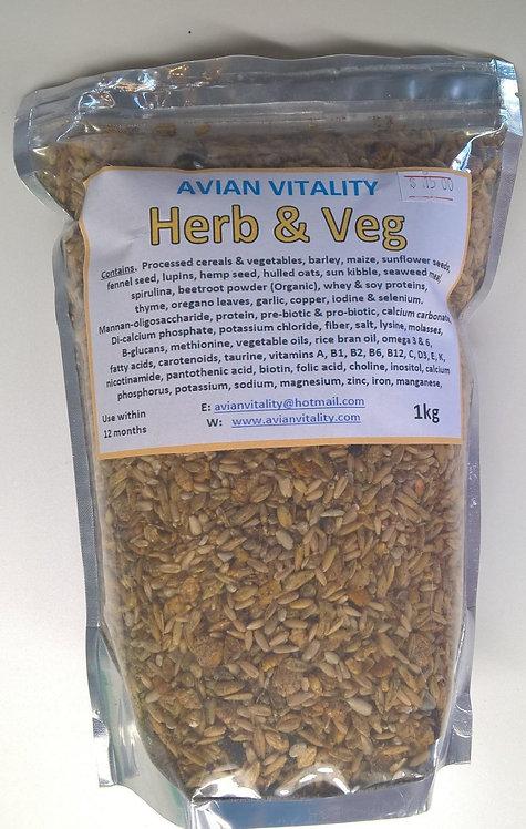 AV Herb & Veg  $12.50/kilo