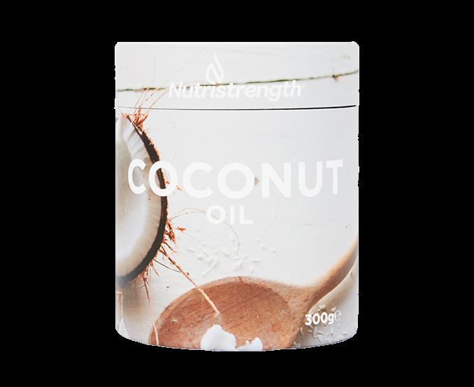 Nutristrength Coconut Oil