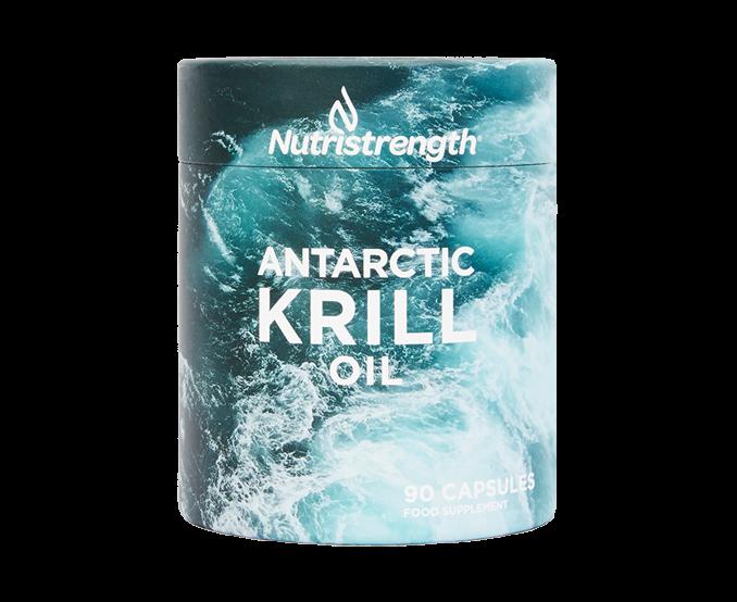 Nutristrength Antarctic Krill Oil