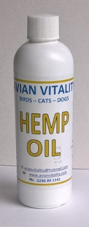 Hemp Seed Oil  frm $15