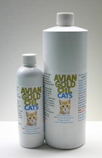 A.V Gold Cat Oil (2 Sizes) 250ml=$15