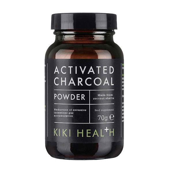 KIKI Health Activated Charcoal Powder