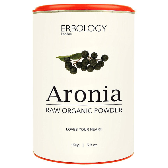 Erbology Raw Organic Aronia Powder