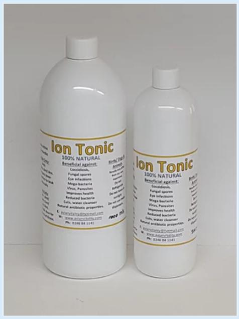 Ion Tonic - 2 sizes