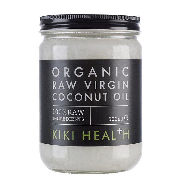 KIKI Health Organic Virgin Coconut Oil (500ml)