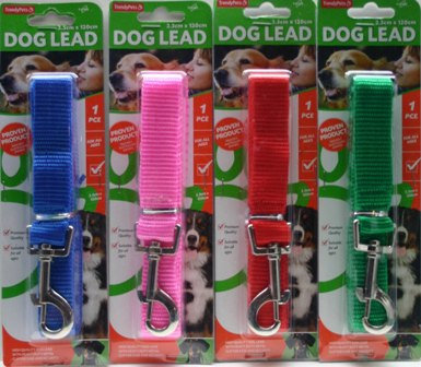Dog Leads 1.2mt $5 ea