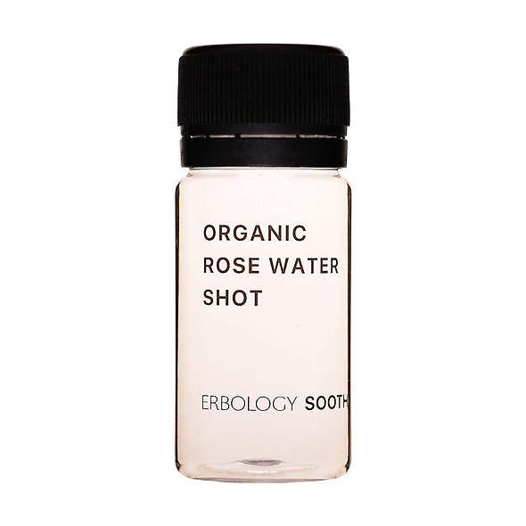 Erbology Organic Rose Water Shot (12 x 40ml)