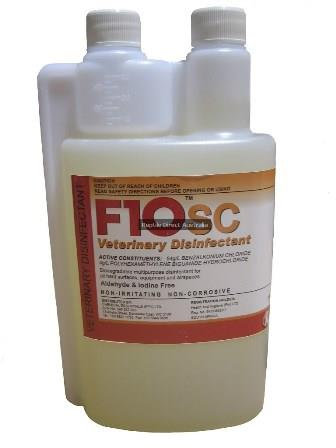 F10 Disinfectant frm $30