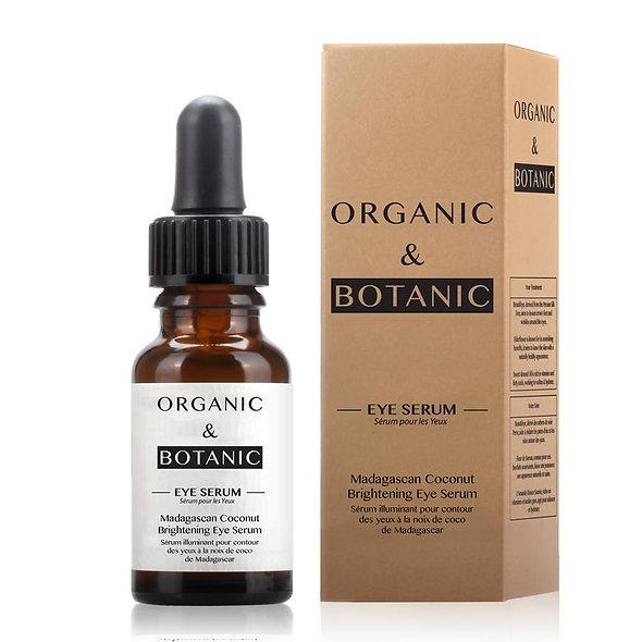 Organic & Botanic Madagascan Coconut Brightening Eye Serum