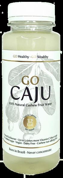 GO CAJU Cashew Water (6 x 250ml)