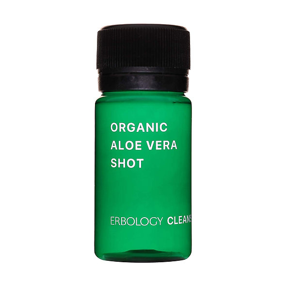 Erbology Organic Aloe Vera Shot (12 x 40ml)