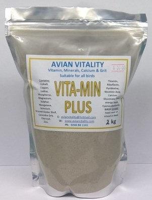 Vita-Min Plus - fr $20