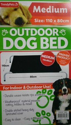 Dog Bed 110cm x 80cm
