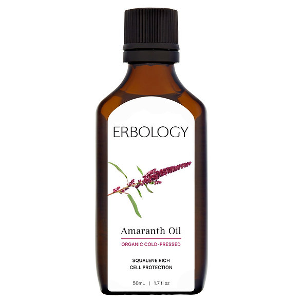 Erbology Organic Amaranth Seed Oil (50ml)