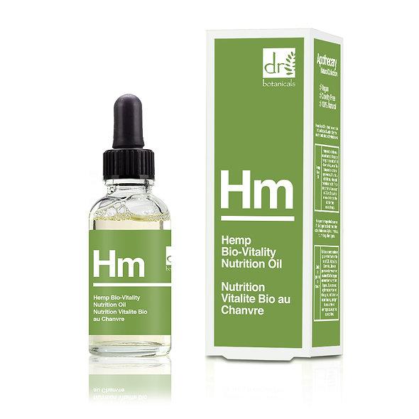 DB Apothecary Hemp Nutrition Oil