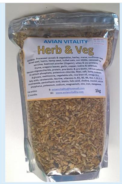 Herb & Veg  - 2 sizes