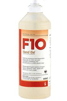 F10 Gel - 500ml